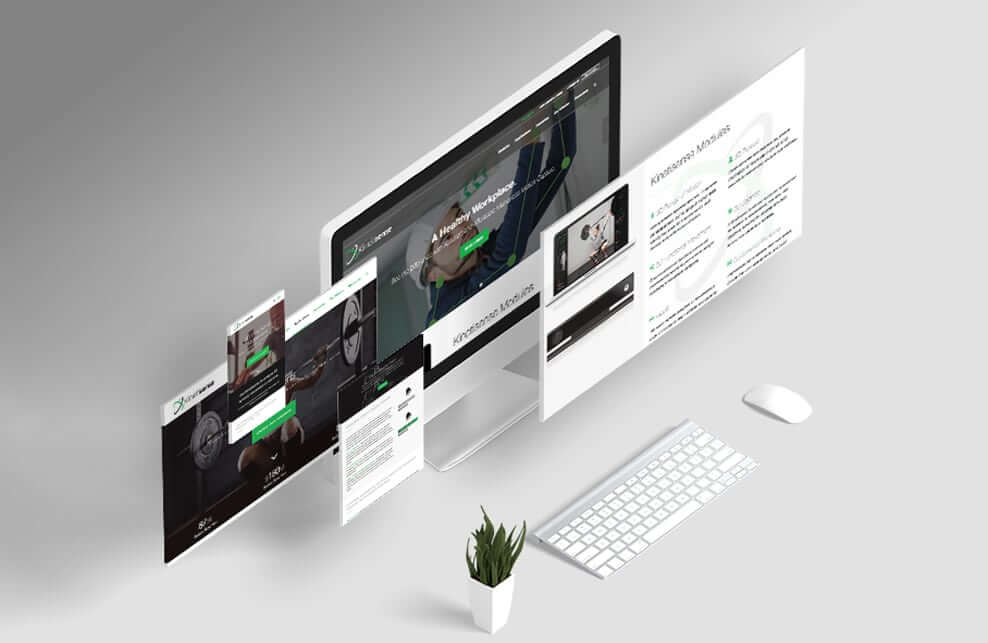 Website Design Kinetisense
