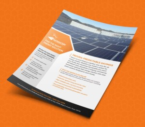 Marketing Collateral Self Reliant B2B Sell Sheet