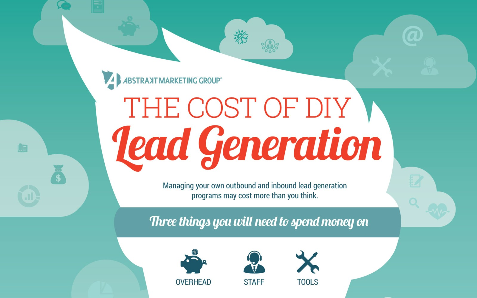 The cost of DIY Lead Generation Header