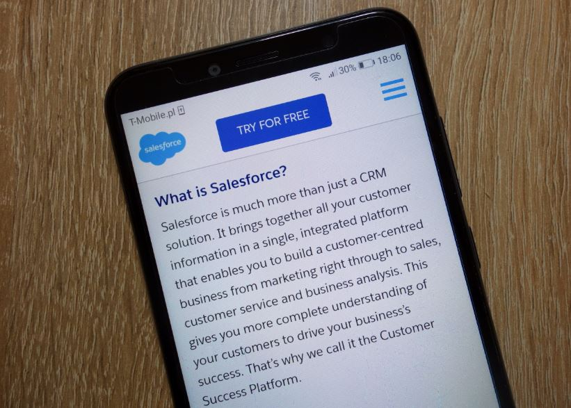 Salesforce: More Than Just a CRM